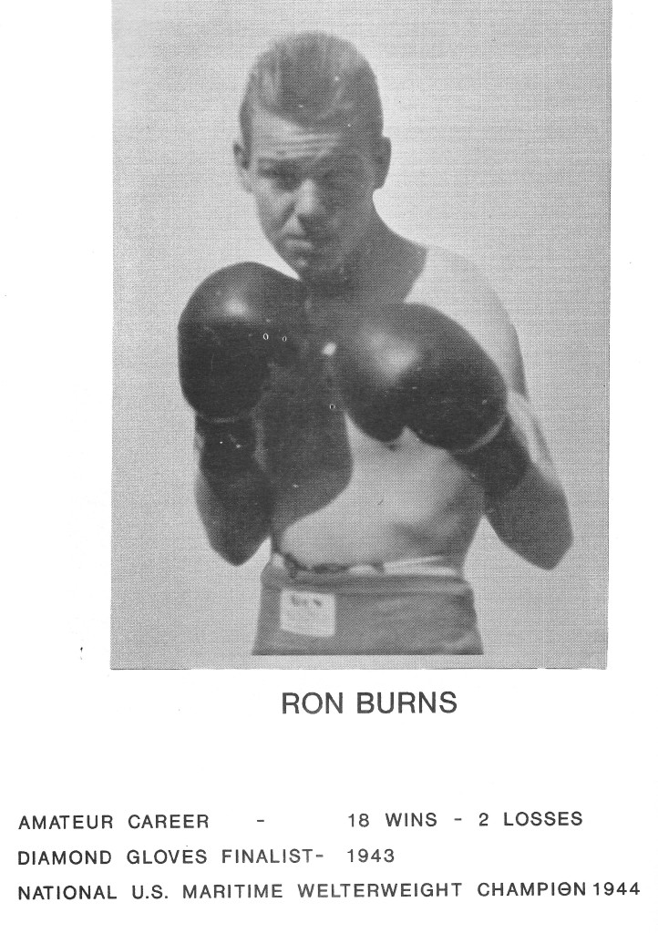 RONNIE BOUSE BURNS - Picture